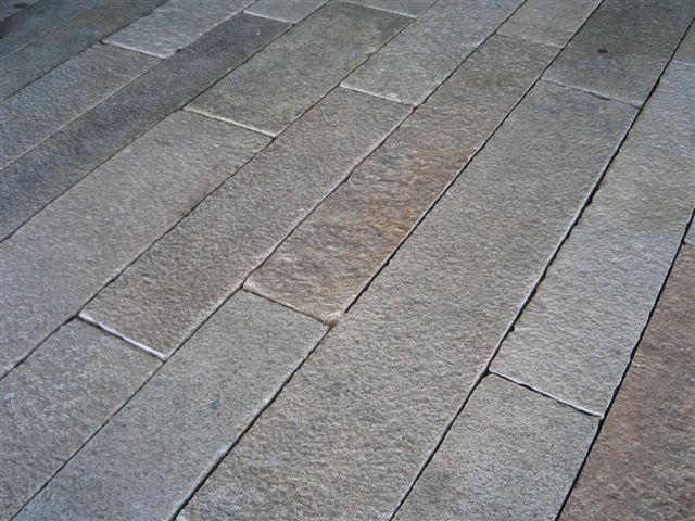 patio designs the use of slate