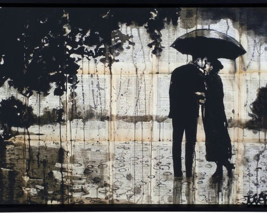 'Rainy Day Rendezvous' Print -