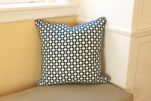 Serene Blue Living Room traditional-decorative-pillows