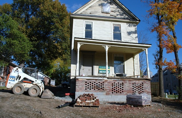 Queen Anne Historic Renovation - MOVE THAT HOUSE