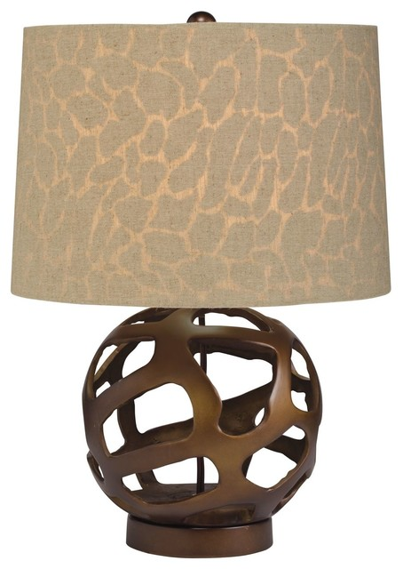 Kichler Other Table Lamp in Bronze contemporary-table-lamps