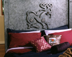 Fantasy Dreams - Celtic beadhead eclectic-headboards