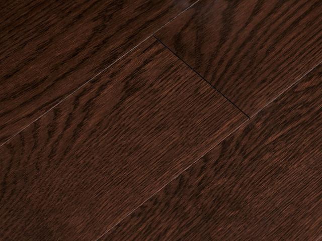Oak Dark Chocolate Traditional Hardwood Flooring