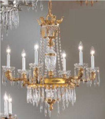Duchess 6 Light Chandelier modern-chandeliers