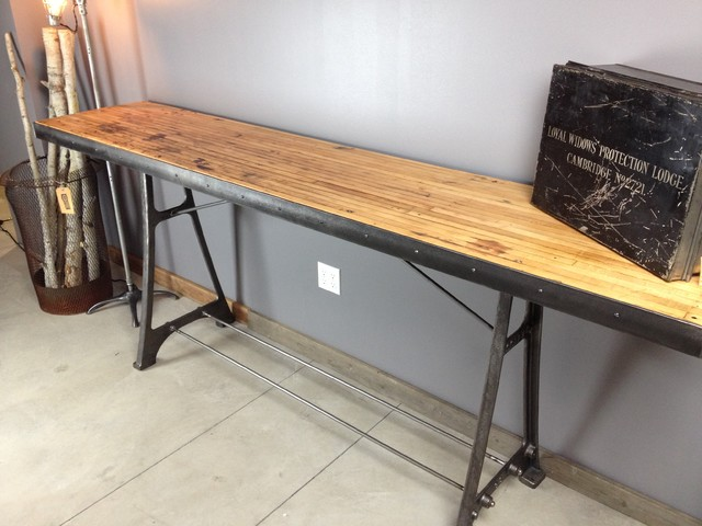 Bowling alley Bar Table modern-indoor-pub-and-bistro-tables