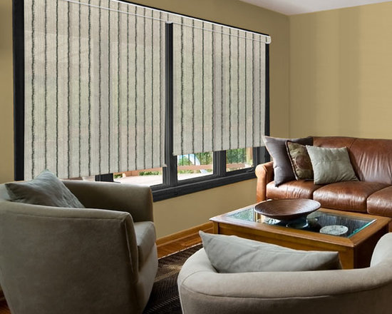 BlindSaver KC Studios Light Filtering Roller Shades - The Studio Collection from Kristan Cunningham offers you designer-quality materials and options to suit any style of decor. This exclusive collection features a palette of solids and patterns that are soothing and contemplative, with an edgy flair: colors and that match your life for today and for all your tomorrows. Add custom options like Designer Metallic hardware, a fabric covered cassette, or motorization. All shades include a fabric wrapped elliptical grooved bottom rail.