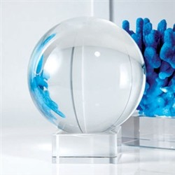 Decorative Crystal Ball  accessories and decor