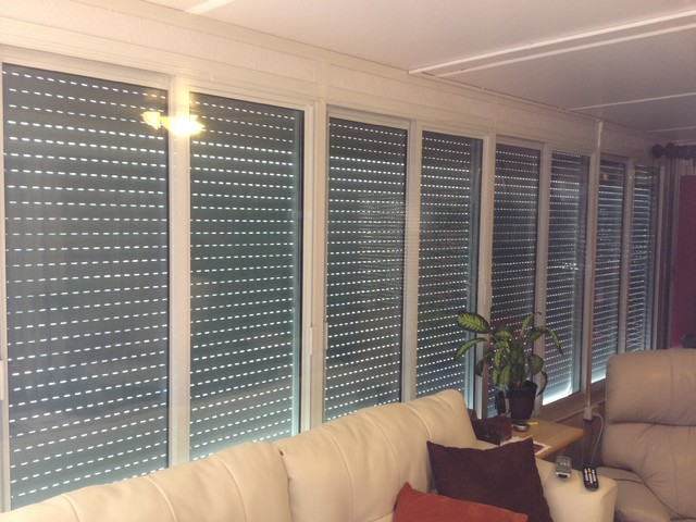 Taurus Modern Window Treatments Chicago By Taurus