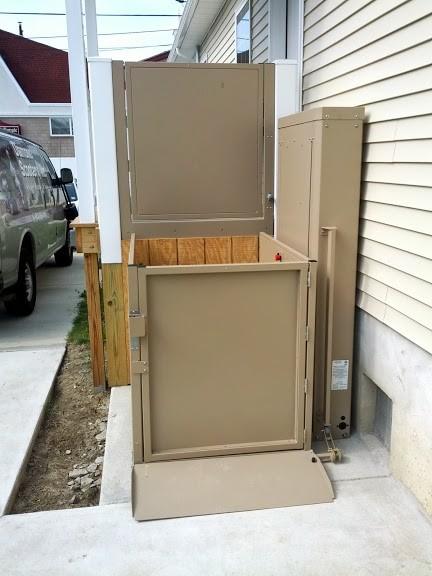 Home Access Vertical Platform Lift Vpl Wheelchair Lift