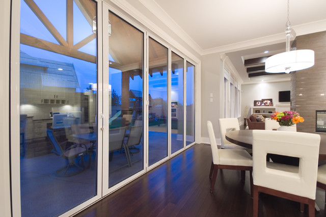 Dining Rooms   Brighten Your Meal contemporary-windows-and-doors