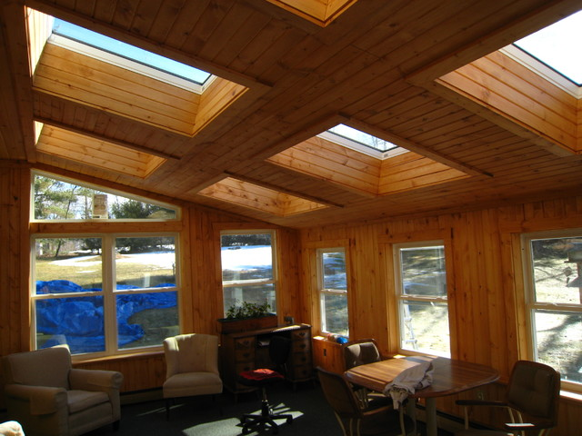 Willis's Sunroom traditional