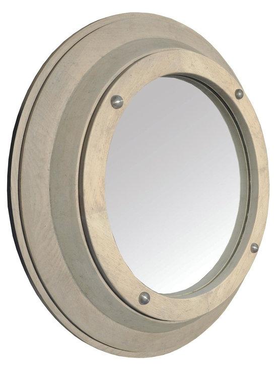 Porthole Mirror, Small -