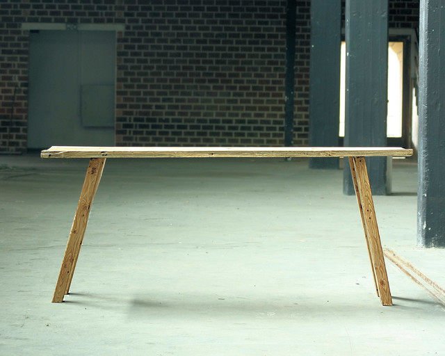 European vintage industrial furniture Contemporary  : contemporary dining tables from houzz.com size 640 x 512 jpeg 73kB