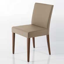 Helena Leather Dining Chair By Cattelan Italia modern dining chairs and benches