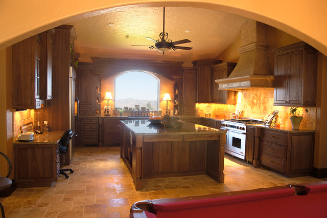 custom kitchen islands & storage - traditional - kitchen islands and kitchen carts - other metro