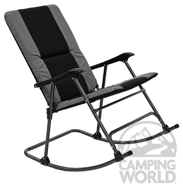 Summit Rocker Modern Outdoor Lounge Chairs By