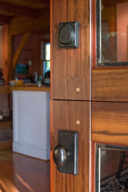 Dutch Doors modern-front-doors