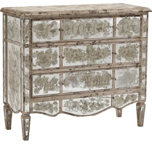 Annabelle Glass Front Dresser eclectic-dressers-chests-and-bedroom-armoires