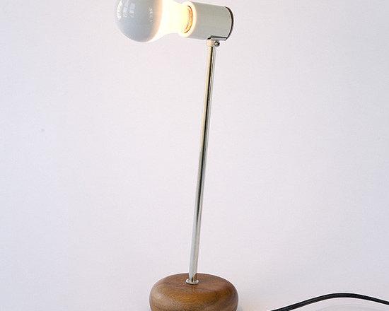 Bent Lamp -
