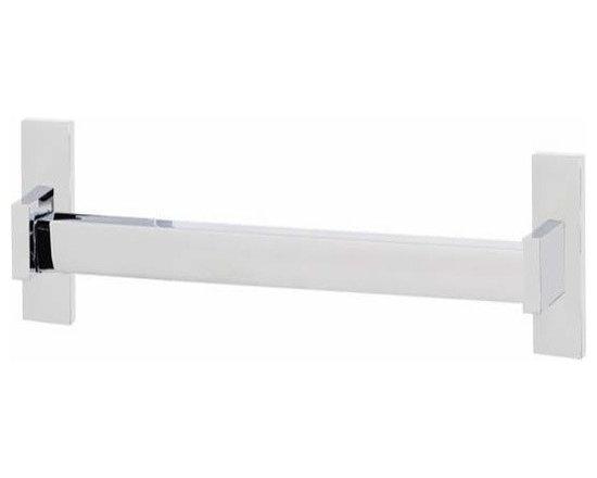 Alno Inc. - Alno Creations Contemporary Ii 12 Inch Towel Bar Bronze A8420-12-Brz - Alno Creations Contemporary Ii 12 Inch Towel Bar Bronze A8420-12-Brz