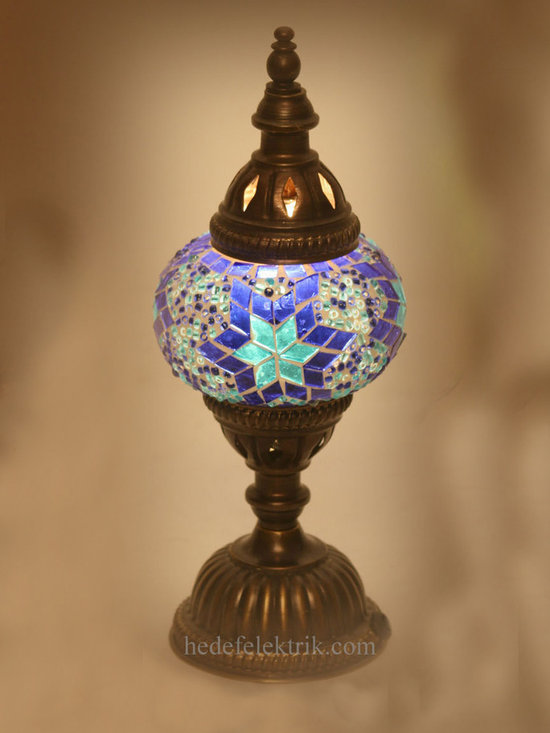 Turkish Style - Mosaic Lighting - Code: HD-97206_01
