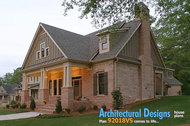 Architectural Designs House Plan 921018vs Narrow Lot