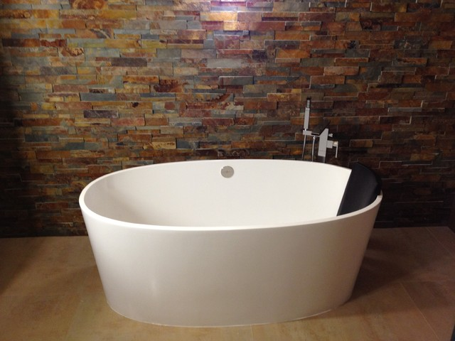 Mitch S bathroom Design- Featuring Victoria and Albert IOS contemporary bathroom