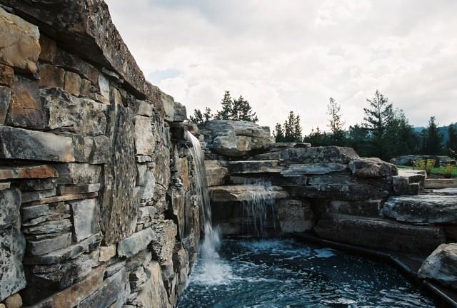 Portola Valley contemporary-pool