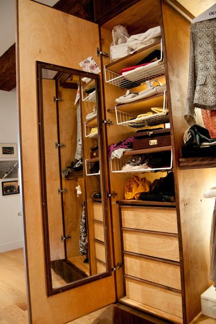 Tribeca Closet modern-furniture