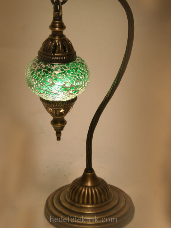 Turkish Style - Mosaic Lighting - Code: HD-97206_50