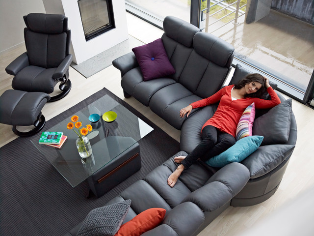 Stressless Collection by Ekornes sectional-sofas
