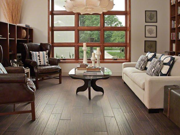 Shaw camden hills handscraped hickory lasso for Camden flooring