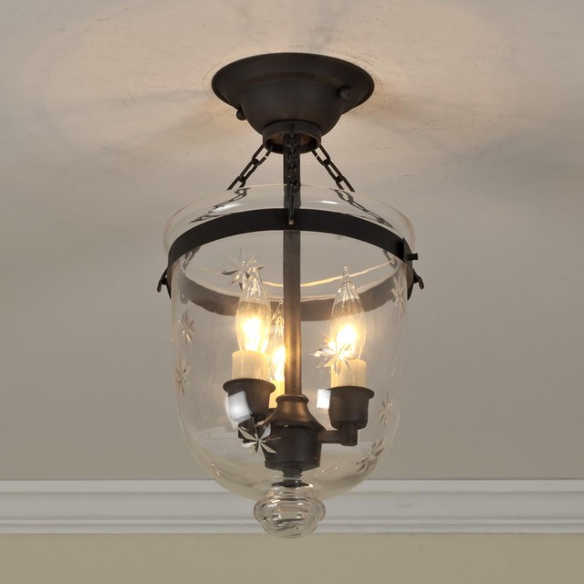 Semi Flush Ceiling Lights