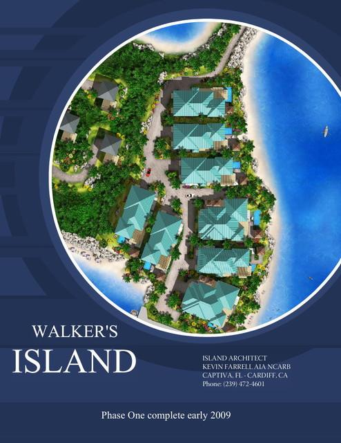 Walkers Island, Florida Keys tropical