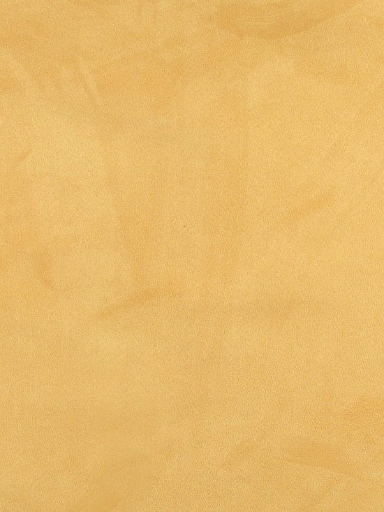 C054 Golden Yellow Microsuede Fabric By The Yard -