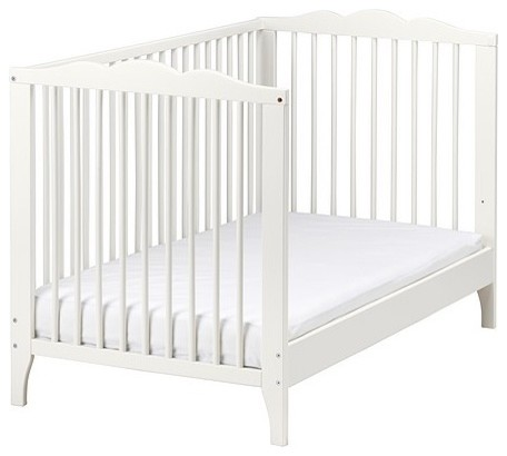 HENSVIK Crib, white beds