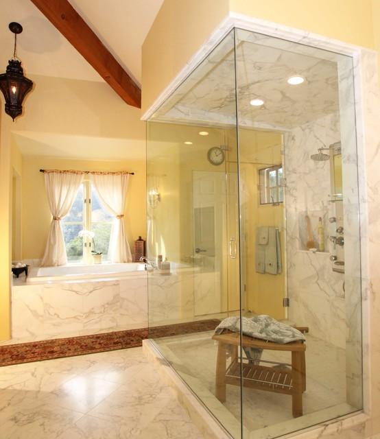 Aptos Hills traditional-bathroom