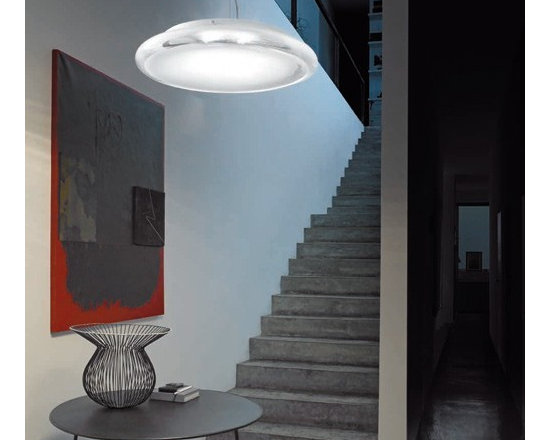 Vistosi - Pod SP G Pendant Light | Vistosi - Design by Babled & Co., 2005.