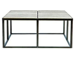 Paxton Square Cocktail Table modern coffee tables