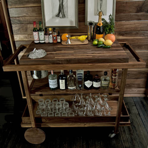 Bar Cart No One Traditional Carts New York By