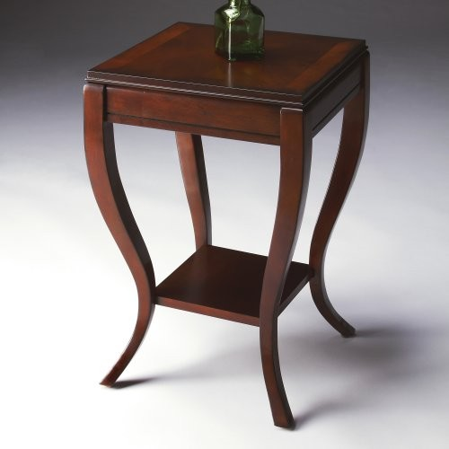 Butler Side Table 24.25H in. - Plantation Cherry contemporary-side-tables-and-end-tables