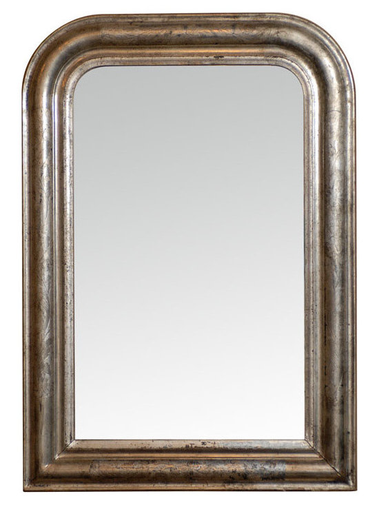 Current Inventory for Purchase - Silver Leaf Mirror