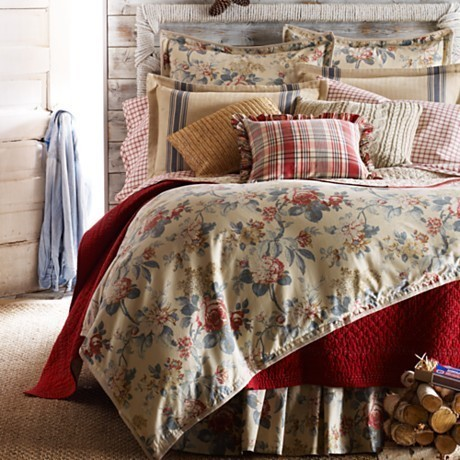 Ralph Lauren Lake House Bedding Collection