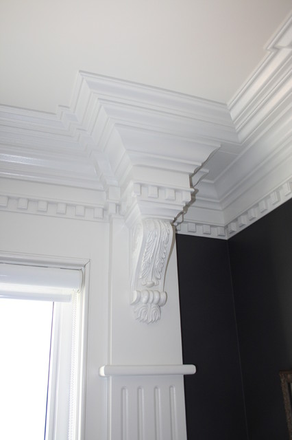 More Customized Molding / Moulding Ideas contemporary-interior-doors