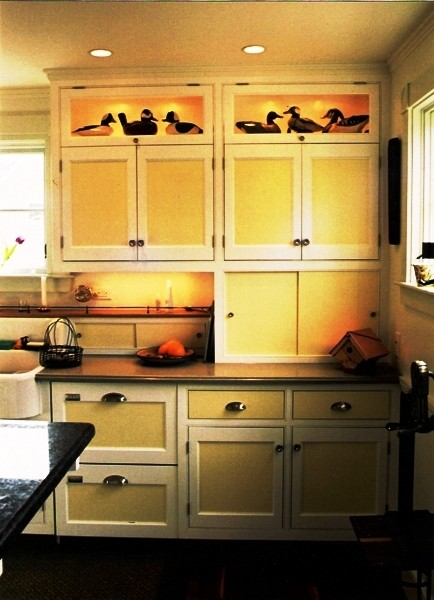 Boat House Kitchen traditional-kitchen