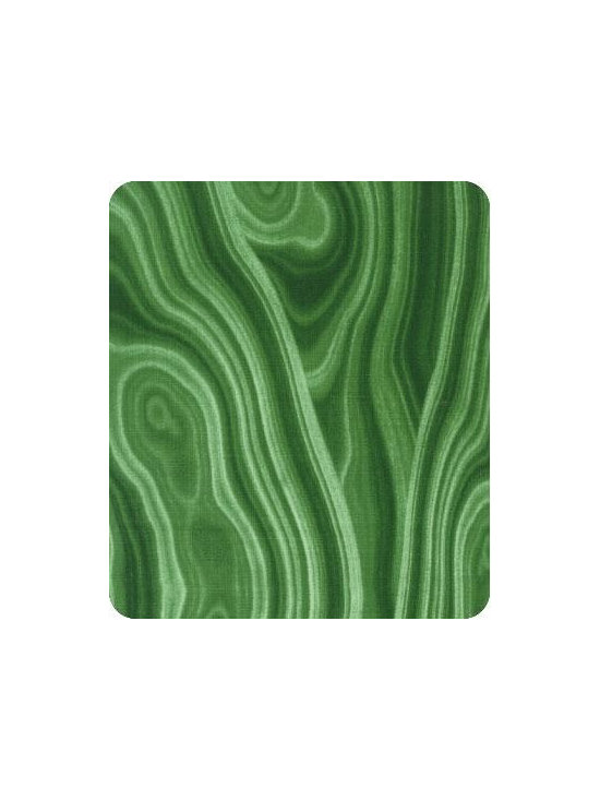 Malakos Fabric, Malachite -