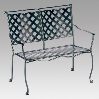Woodard Maddox Stackable Bench modern-patio-furniture-and-outdoor-furniture