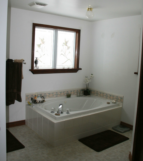 80 39 S Bath Upgrade On A Shoestring Budget