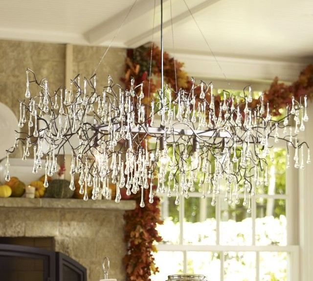 Lucinda Branch Chandelier eclectic chandeliers