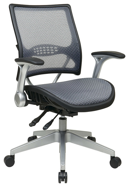 Space Seating 67 Series Professional AirGrid Back and Seat Managers Chair traditional-office-chairs